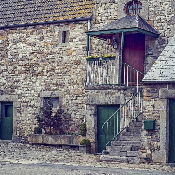 La Ferme GILLET - Rue de Temme