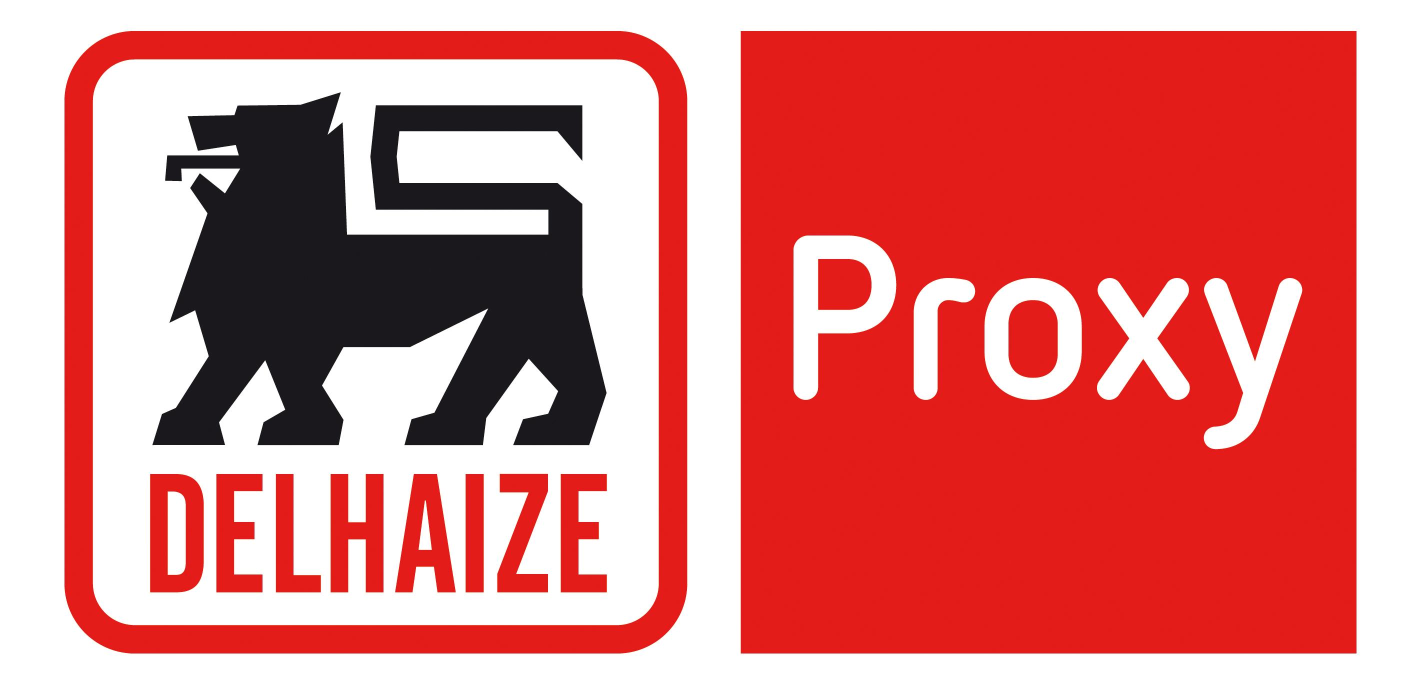 Proxy Delhaize